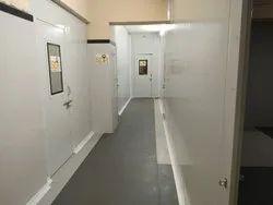 Quarantine /Isolation Panel Rooms