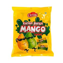 Kaccha Pakka Mango Candy