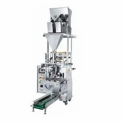 VFFS Collar Type Machine With Vibrator Feeder