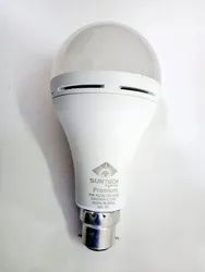Suntech Aluminum Rechargeable Lights, Battery Type: Lithium Ion, Capacity: Up to 4999 mAh