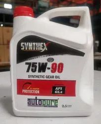 Autopure Synthex 75W90 Gear Oil