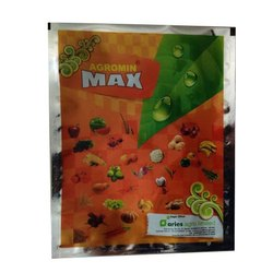 Agromin Max Fertilizer and Insecticides Packing Pouch