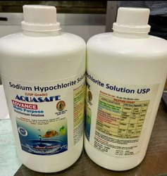 5% Solution Biocides Sodium Hypochlorite, For Industrial, Grade Standard: Chemical Grade