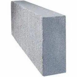 Grey Light Weight Cement Block, Shape: Rectangular