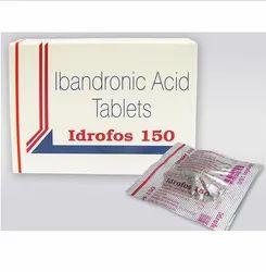 Idrofos 150mg Ibandronic Acid Tablets
