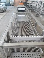 Mechanical Inclined Multi Raked Bar Screen