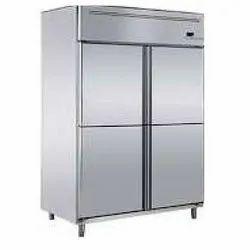 Hosizaki Four Door Vertical Refrigerator, Capacity: 1200 L