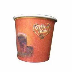 Paper Coffee Cup, Packaging Type: Packet , Capacity: 130