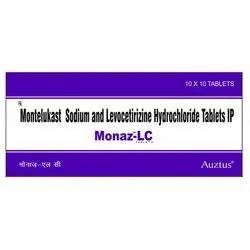 Montelukast 10 mg & Levocetirizine 5 mg
