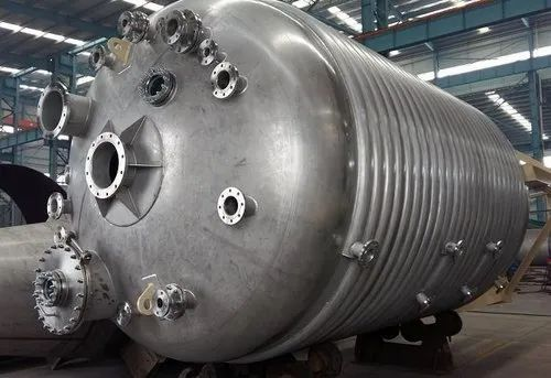 Duplex Steel Reactor