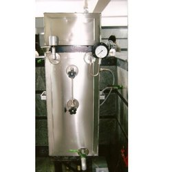Steam Boiler L.P.G Operated