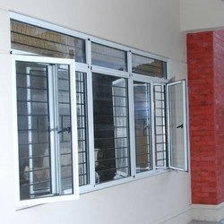 VUWAD001 UPVC Glass Window