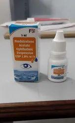Prednisolone Acetate Opthalmic Suspension