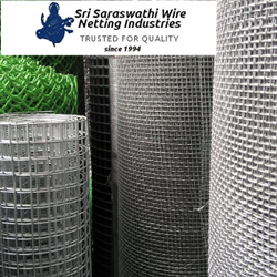 Electro Galvanized Welded Wire