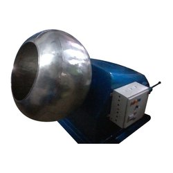 Pan Mixture Machine, For Food Processing, Size: 36 Inch Drum Size