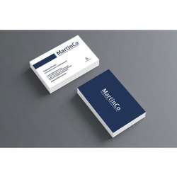 Paper Digital Visiting Card Printing Services