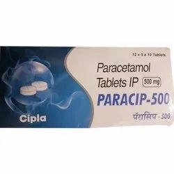 Paracetamol-500 Tablet