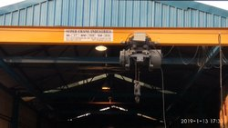 Monorail Underslung Crane 3 Ton With Low Head Room
