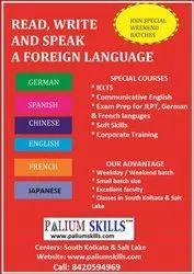 5 German Language Speaking Course, in Kolkata, January