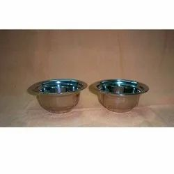 Maple Stainless Steel Bowl