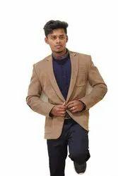 JOHN CARMEN Slim Fit Party Wear Mens Designer Blazer