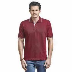 69 Turtles Mens Half Sleeve Cotton Polo T Shirt