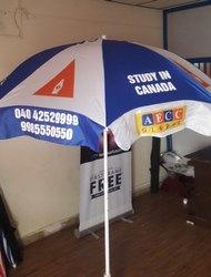 Printed Marketing Stall Umbrella