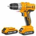 10 Mm Ingco Lithium-ion Cordless Drill 16.8v, Model Name/number: Cdli1612