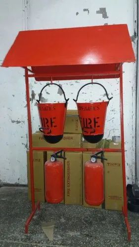 Fire Control Items - ABC Fire Extinguisher Capacity 4 KG