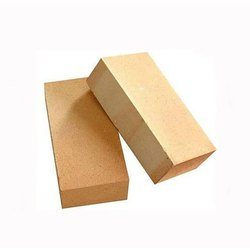 Alumina Fire Resistant Fire Bricks, Size: 9 In. x 4.5 In. x  3 In