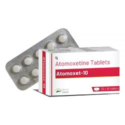 Atomoxet 10 Mg Tablet