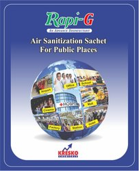 Air Sanitization Sachet
