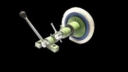Stenter Machine Brush