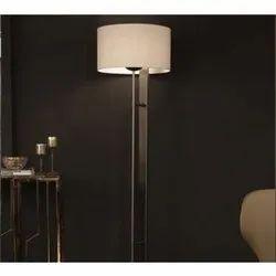 Phillips Aluminium Fabric Floor Lamps, For Outdoor