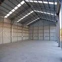 Mild Steel Shed Fabrication