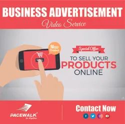 Business Advertisement Video Service