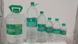 Purifina 7 2000 Ml Packaged Drinking Water, Capacity: 5lit 2 Lot 1lit 600ml 250ml, Packaging Type: Bottles