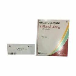 Xtandi 40 Mg Soft Capsule