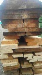 Brown Ivory Coast Teak Wood