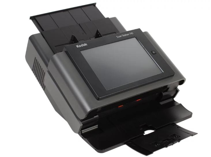 Kodak Scan Station 710 1200 dpi Legal Flatbed Document