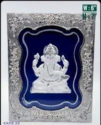 Silver 999 God Frames