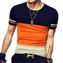 Cotton M-xxl Mens Stylish T Shirt