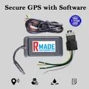 Gas Vehicle GPS Tracking System