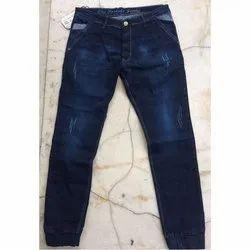 Denim Plain Men's Casual Jeans, Waist Size: 32