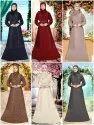 Abaya Embroidery Designer Burkha