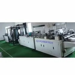 Industrial Non Woven Bag Making Machines