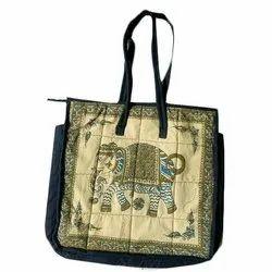 Swas Cotton Designer Carry Bag