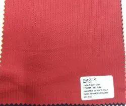 100% Polyester Reebok Knit Fabrics 180 GSM