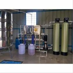 2000 LPH Commercial RO Plant