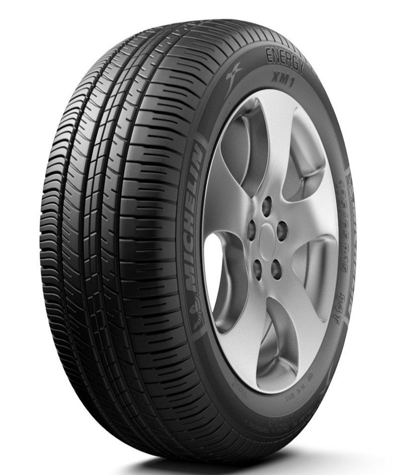Michelin Energy XM1 Tubeless Car Tyre